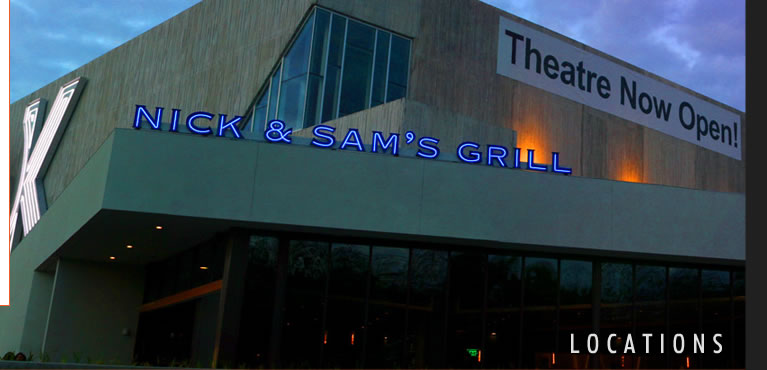 prestonwood Nick & Sam's Grill